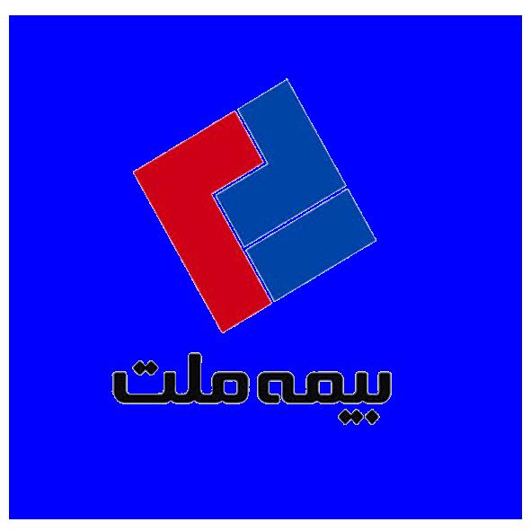 mellat Insurance logo